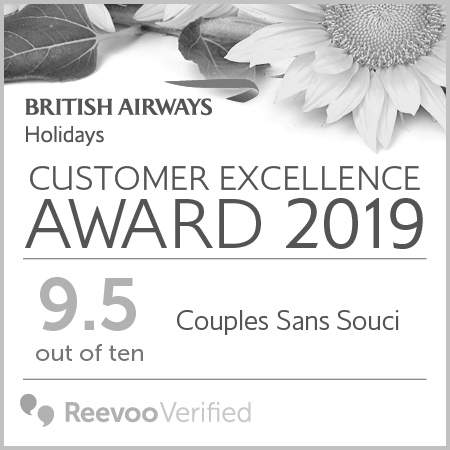 Couples Resorts British Airways Couples Sans Souci