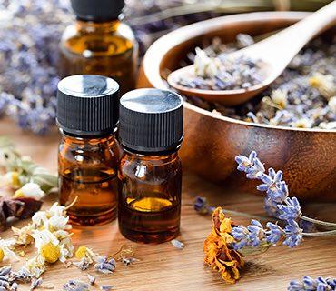 Aromatherapy Massage image