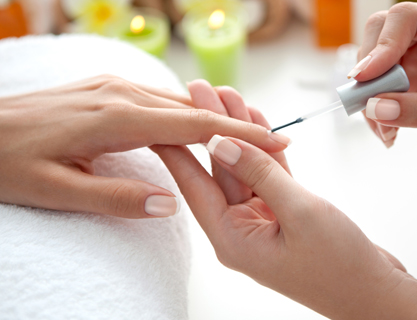 Couples Manicure & Pedicure image