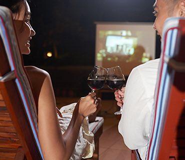 Movie Night Under the Stars image