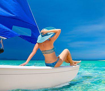 Hobie Cat Sailing image