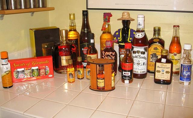 types-of-caribbean-rum