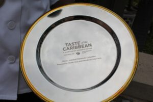 Taste of the Caribbean award