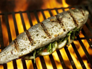 oistins fish grilled