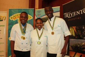 Couples Tower Isle Junior Pastry Chefs