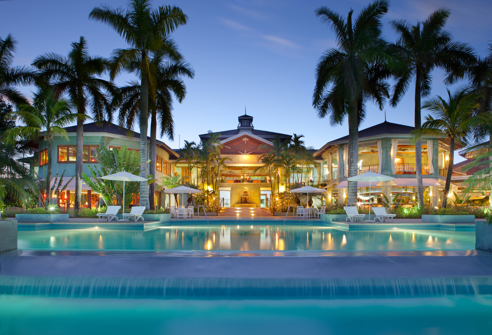 History of Couples Resorts
