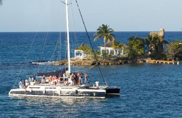 Catamaran Cruise Jamaica