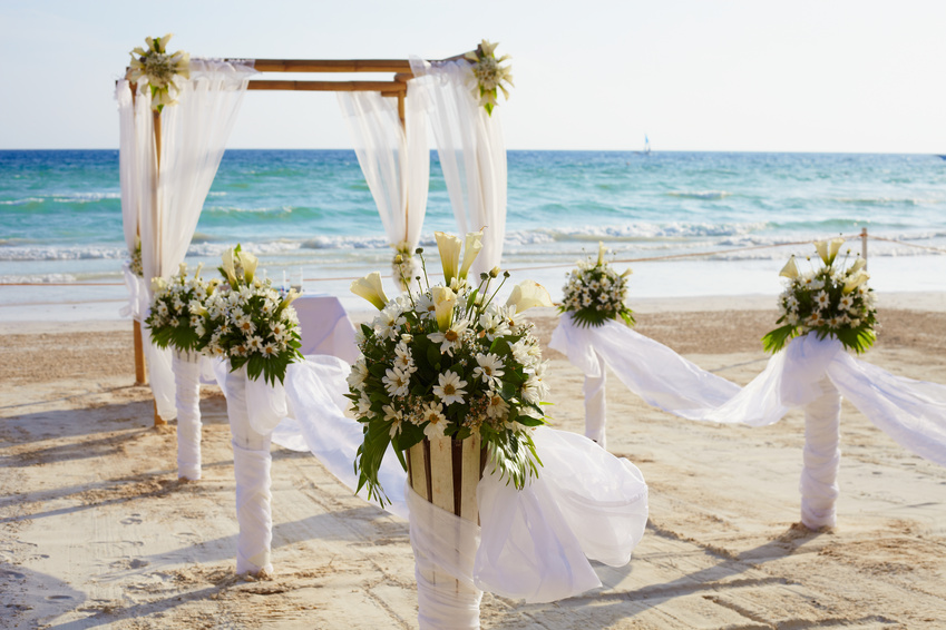 Vow renewal ceremony