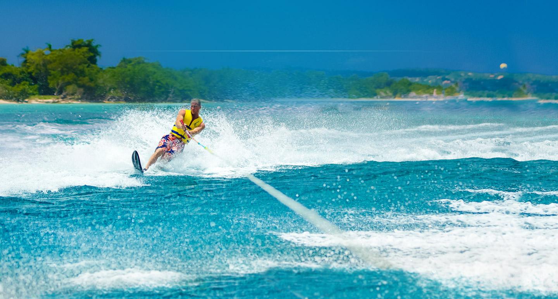 Thrill seeking activites in Jamaica