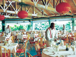 Vegetarian friendly dining options at Couples Resorts - Couples Resorts