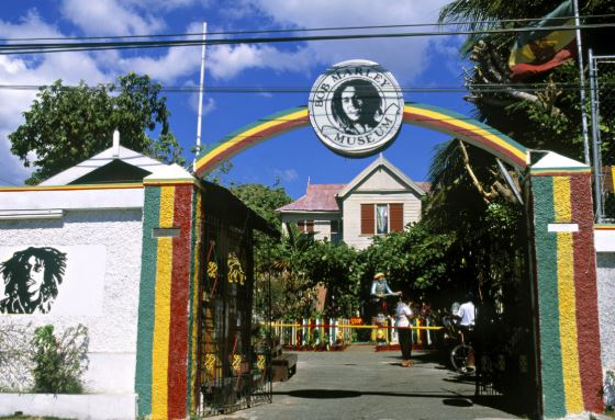 Top 5 famous landmarks in Jamaica 1