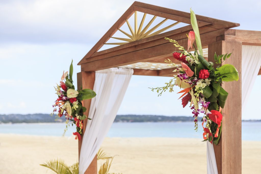 Private Island Wedding in Jamaica - Couples Resorts