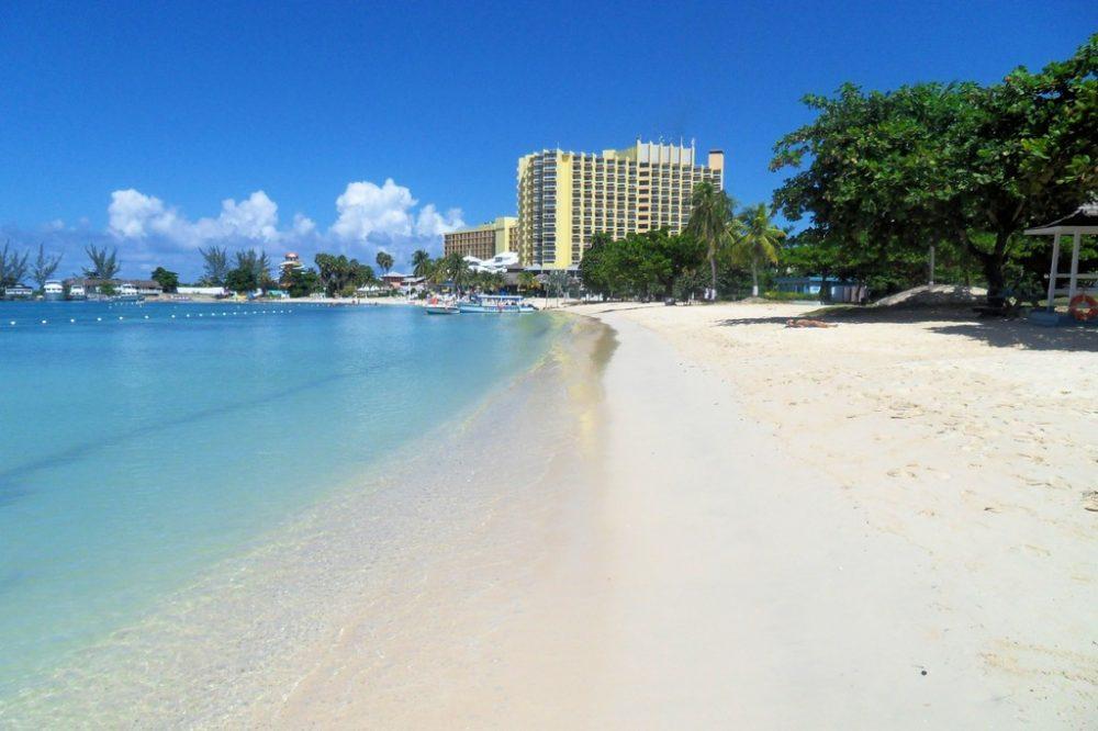 best beaches in ocho rios