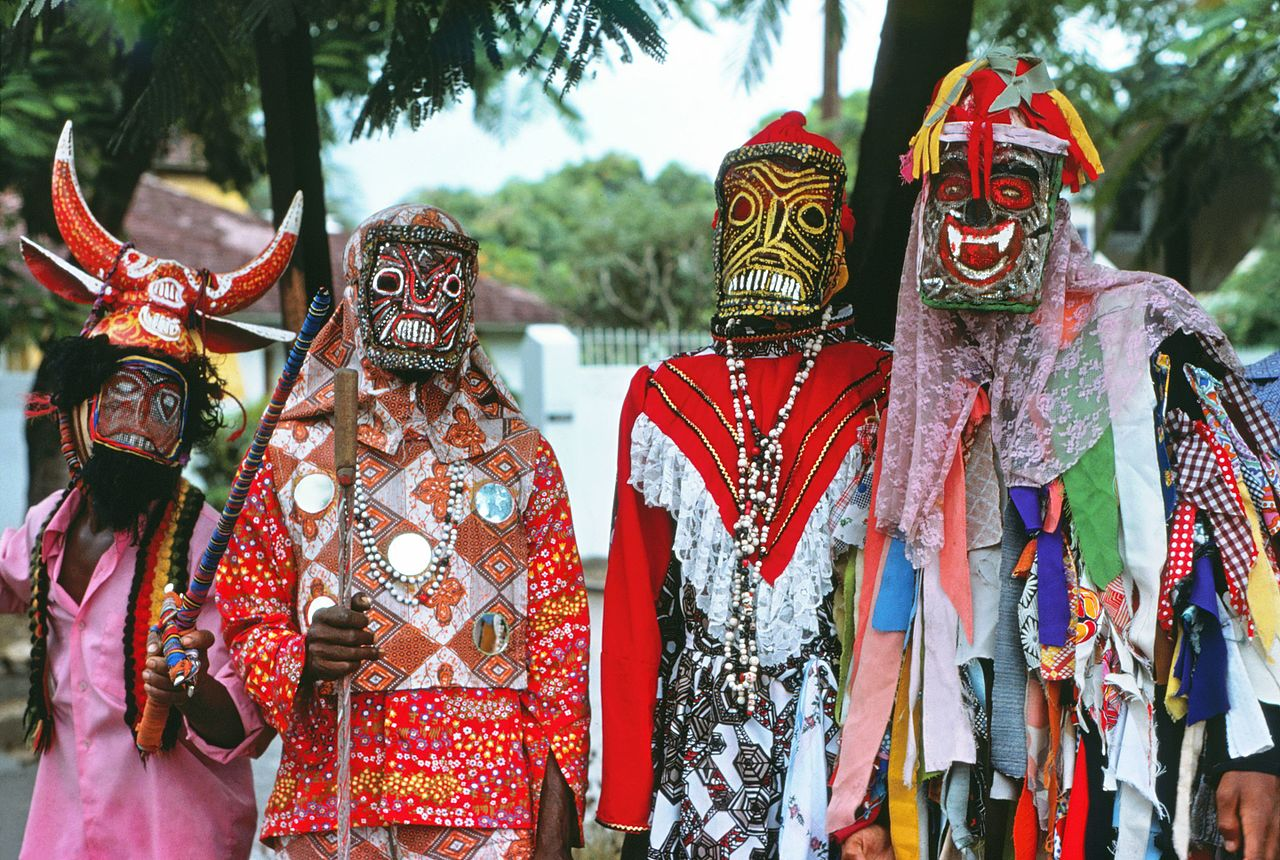 Christmas traditions in Jamaica