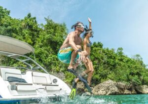 Catamaran Cruises at Couples Resorts