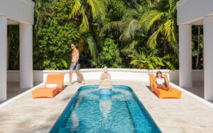 Oasis Spa, Couples Tower Isle