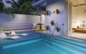 Signature Oasis Spa Villa, Couples Tower Isle