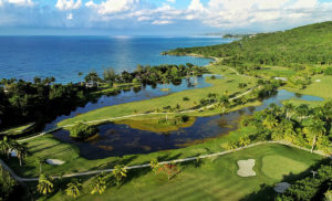 top 5 golf courses in jamaica
